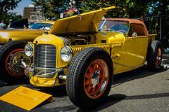 1936 Dodge (ausmc_1) Tags: canada classiccar britishcolumbia july victoria vancouverisland dodge d800 2013 duecedays tamronadaptall28mm deucedays2013