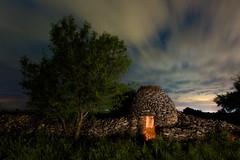Refuge (raul_lg) Tags: longexposure lightpainting clouds canon stars noche nubes estrellas nocturna refugio cuco albacete castillalamancha linterna mark3 largaexposicion ap36 raullopez canon5dmarkiii raullg canon162528