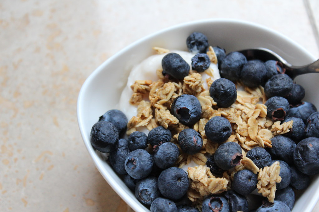 ... Catering) Tags: breakfast yum culture blueberry almonds oats crunch