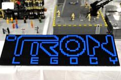 VA BrickFair 2013 (EDWW day_dae (esteemedhelga)) Tags: brick castle train war ship lego space military civilwar minifig m