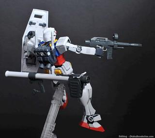MG RX-78-2 Gundam Ver 3 by Judson Weinsheimer