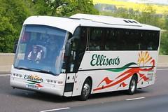 Ellison, Ashton Keynes (WI) - TP06 ELL (peco59) Tags: tp06ell neoplan n316shd transliner ellisonashtonkeynes ellisonscoaches psv pcv auwerter