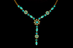necklessFinished (Keith Hardy) Tags: necklace turquoise jewelry productphotography