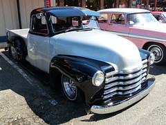 Chevrolet (bballchico) Tags: chevrolet pickup truck 206 washingtonstate
