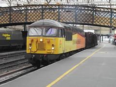 56087 at carlisle (47604) Tags: grid carlisle colas class56 56087 6j37