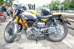 DSCF7245 (Play Out Right Now) Tags: old classic vintage iron motorcycles september gathering bsa eisen altes veteranen oilleak 2013 oilleakrumble gterschuppenwollishofen