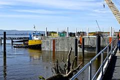 O on the move (WSDOT) Tags: ar wsdot washingtonstatedepartmentoftransportation sr520 stateroute520 pontoon pontoonconstructionproject sr520program sr520bridge floatingbridge aberdeen sr520bridgereplacementandhovprogram kiewit general kg cycle3 tugboat pontoonfloatout thirdcycle october52013