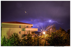 Ciel 08 (Fabien TEBOUL) Tags: lighting light sky nikon flash pluie ciel eclair orage lightstorm d5200