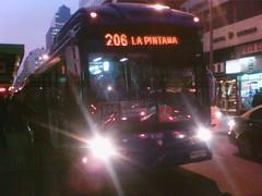 206|La Pintana-Mapocho (maria angelica nuñez oyarce) Tags: bus buses volvo centro 206 urbano caio colectivos transporte transantiago pasajeros 9137 lapintana subus locomocióncolectiva troncal2 subuschile caiomondegola caioinduscar wa8073