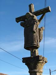 Cruceiro da Fonte do Couto (SINDO MOSTEIRO) Tags: cross galicia galiza piedade cruceiro piet cambados castrelo quintaangustia croixdechemin sindomosteiro virxedasangustias