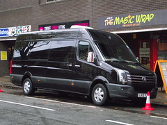 Soul II Soul Tour 2013 Tour Transport (5asideHero) Tags: vw volkswagen transport band ii soul van splitter crafter