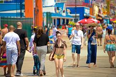 Struttin' (bwilliamp) Tags: nyc newyorkcity usa ny newyork brooklyn coneyisland boardwalk bigapple