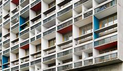 DSC_8966 (durr-architect) Tags: light architecture apartment flat space housing corbusier modulor firminy unit unitdhabitation