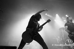 "Black_Spiders (Manu Cabaleiro) Tags: madrid light music rock concert raw live gig concierto canon5d corroded directo airbourne ""hardrock"" ""markii"" ""manucabaleiro"" ""metalsymphony"" ""fotografiamusical"" ""musicphotography"" ""blackspiders"" ""lariviera"""