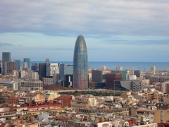 Discovering Barcelona - Torre Agbar