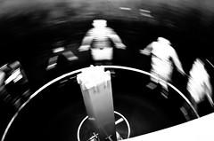 (steven:s) Tags: blackandwhite bw blur monochrome 28mm sydney australia gr ricoh ricohgr compact blanconegro ofportalsandparallelworlds