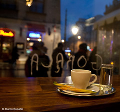 Krakow (Marco Busatto Photographer) Tags: people coffee bar krakow caff polonia cracovia canondslrusergroup soloreflex marcobusatto