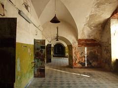 Welcome to Prison! (Axiraa - back very soon) Tags: building history tallinn interior prison jail fortress baltics estland viro estonie patarei vangla  kindlus