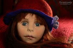 New rag OOAK doll - soon (RGAdolls) Tags: miniature o handmade ooak poland felt artdoll collectibles softdoll puppen waldorfdoll humanfigure clothdolls waldorfdolls waldorfpuppe stoffpuppe pocieszanka chldfriendly