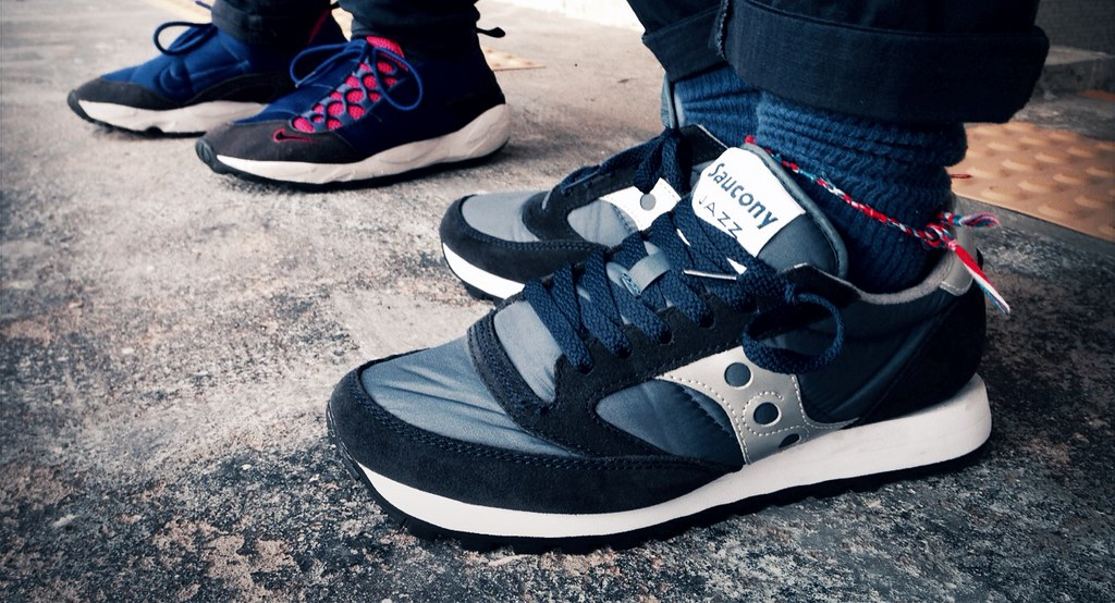 Saucony Jazz Original Navy