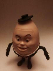 Humpty Dumpty (GavKasso) Tags: toys mcdonalds wierd