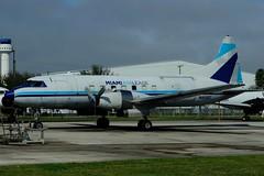 N41527 (Miami Air Lease) (Steelhead 2010) Tags: cargo convair cv440 nreg miamiairlease n41527