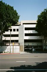 LA (guittap) Tags: city film architecture landscape la losangeles fuji ishootfilm pointandshoot 135 40mm portra klasse urbanlandscape filmphotography kodakportra400 filmisnotdead klasses fujifilmklasses