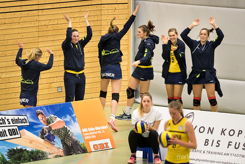 "5. Heimspiel vs. TV Gladbeck • <a style=""font-size:0.8em;"" href=""http://www.flickr.com/photos/88608964@N07/31974492834/"" target=""_blank"">View on Flickr</a>"