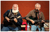 buskin seamus n Pete update  crop (E300 DSLR) Tags: pete seamus busking emeral guitar