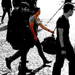 Piazza del Popolo, Roma (pom.angers) Tags: panasonicdmctz30 february 2017 people woman girl men piazzadelpopolo rome roma lazio italia italy europeanunion 100 5000