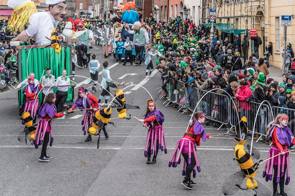 DOWTCHA PUPPETS FROM CORK [DUBLIN PATRICKS DAY PARADE 2017]-125997