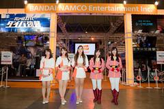 Bandai Namco -Japan Amusement EXPO (JAEPO) 2017 (Makuhari, Chiba, Japan) (t-mizo) Tags: sigma2435mmf2dghsmart sigma sigma2435f2 sigma24352 sigma2435mm sigma2435mmf2 sigma2435mmf2dg sigma2435mmf2dgart sigma2435mmf2art art ジャパンアミューズメントエキスポ2017 jaepo jaepo2017 japanamusementexpo japanamusementexpo2016 千葉 chiba makuhari 幕張 美浜区 mihama 幕張メッセ makuharimesse 展示会 日本 japan event イベント person ポートレート portrait people women woman girl girls cosplay コスプレ レイヤー cosplayer コスプレイヤー キャンペーンガール キャンギャル campaigngirl showgirl コンパニオン companion bandai namco バンダイ ナムコ バンナム バンダイナムコ bandainamco canon canon5d canon5d3 5dmarkiiii 5dmark3 eos5dmarkiii eos5dmark3 eos5d3 5d3 lr lr6 lightroom6 lightroom lrcc lightroomcc