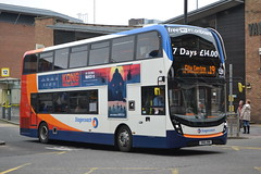 Stagecoach Merseyside & South Lancashire 10546 SN16ONM (Will Swain) Tags: liverpool 11th march 2017 merseyside north west city centre bus buses transport travel uk britain vehicle vehicles county country england english stagecoach south lancashire 10546 sn16onm