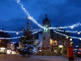 Launceston Christmas Light