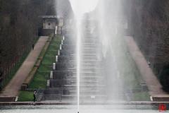 le Grand Jet, actionné de nos jours par une pompe électrique, s'élève à près de 25 mètres. (mamnic47 - Over 7 millions views.Thks!) Tags: sceaux parcdesceaux écureuil perrucheàcollier printemps 10032017 img1859