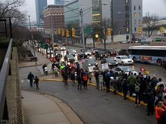 Immigration March (PPWIII) Tags: grandrapids protest demonstration immigration michigan ionia ottawa butterworth msu state universit medical school hospital mile