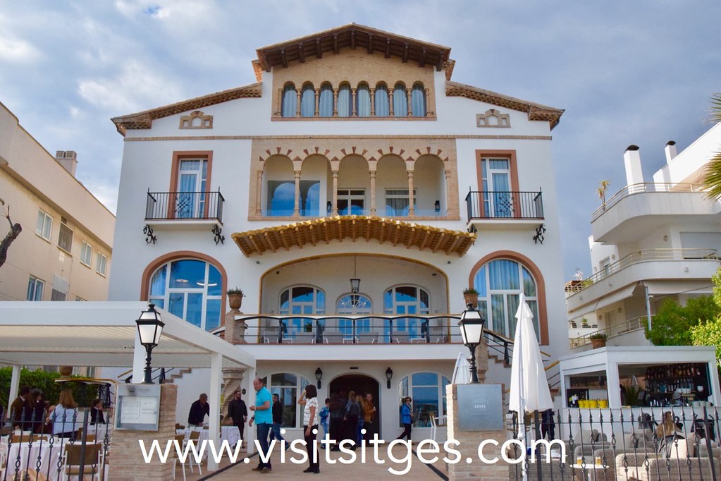 The world 39 s newest photos of casa and sitges flickr hive - Hotel casa vilella ...