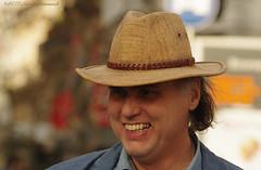 Portrait (Natali Antonovich) Tags: portrait sweetbrussels brussels belgium belgique belgie smile mood hat hats hatisalwaysfashionable lifestyle tradition