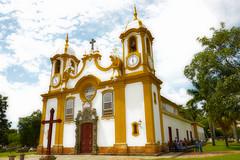 Igreja Santo Antonio - Tiradentes MG (Vinicius Portelinha) Tags: igreja iglesia church chapel santoantonio tiradentes tiradentesmg d600 nikon portelinha viniciusportelinha