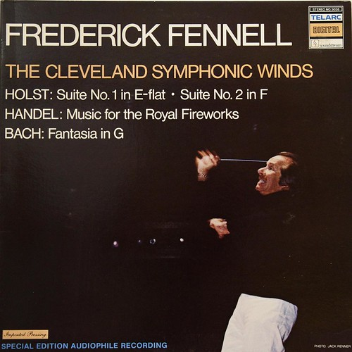 Frederick Fennell The Cleveland Symphonic Winds fan photo