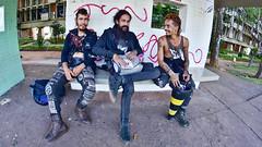 Strangers #10/100 - Anarquistas (André Felipe Carvalho) Tags: pessoas comuns anarquia anarquista artista rua street photography streetphotography 100strangers