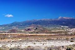 Teide desde el médano (jsanrosa) Tags: volcano teide montañagorda mountain volcaniccone cindercone