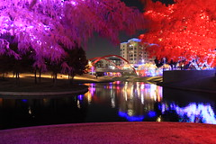 Vitruvian Park, Addison TX (Leon Match) Tags: vitruvianpark christmas