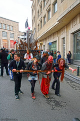 ZomBIFFF Parade (Red Cathedral uses albums) Tags: sony a6000 cosplay larp eventcoverage sonyalpha mirrorless alpha brussel bruxellesmabelle bifff zombifffparade zombifffday brusselsinternationalfestivaloffantasticfilm zombie zombieparade zombiewalk undead thewalkingdead twd blood gore horror eerie