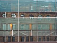 Mosaic (dolorix) Tags: dolorix köln cologne fassade facade spiegel mirror fenster windows