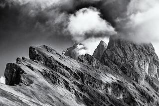 You better avoid the highest Peaks...