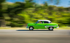 G A S O L I N E (marcolemos71) Tags: oldcar panning fastfurious street streetphotography leefilters leend06s speed road cuba marcolemos