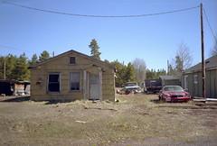 (ASHLANDJET) Tags: film nikon l35af 35mm kodak colorplus200 crescent oregon analog color vintagecamera oldcar smalltown epsonv500 ngc