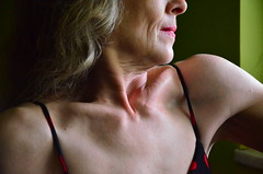 DSC_0019jj (ARDENT PHOTOGRAPHER) Tags: muscular flexing calves granny grannies skinnywomen highheels biceps