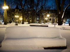 P1020366 (Damien Gorin) Tags: tempête neige stella nuit montréal city night snow storm snowstorm lights